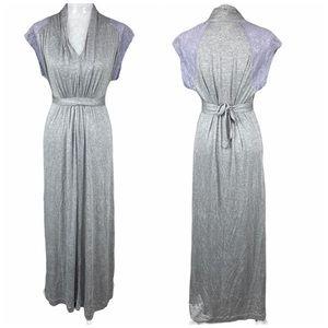Pink Martini Stitch Fix Devin Maxi Dress Sz Medium